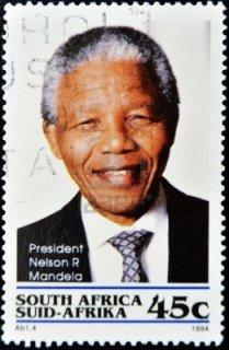 10741303-republic-of-south-africa--circa-1994-a-stamp-printed-in-rsa-shows-nelson-mandela-circa-1994