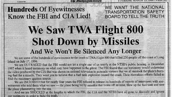 17 juli 1996 plane