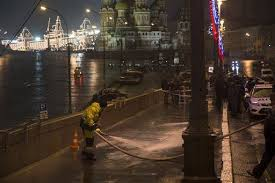 images fireman cleaning the pavement