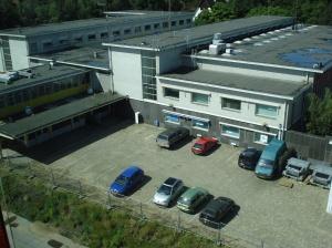 Audiocentrum te Hilversum, plek moord Pim Fortuyn.