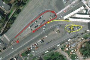 routes cars to Nemtsov 10402062_913863305299682_8027200103258640178_n