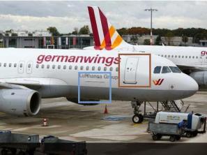 german wings accident met aanwijzen