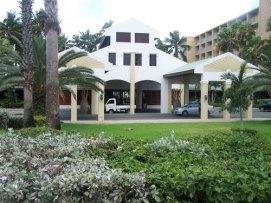 2120327 Taxistandplaats Holiday Inn