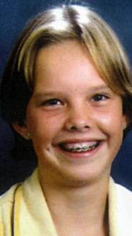 Portret van de vermiste Sybine Jansons (13) uit Maarn. De politie denkt met de aanhouding van een 37-jarige man uit Nieuwegein een serieuze verdachte in deze zaak te hebben. Zie berichten bin dd heden. ANPFOTO ARCH