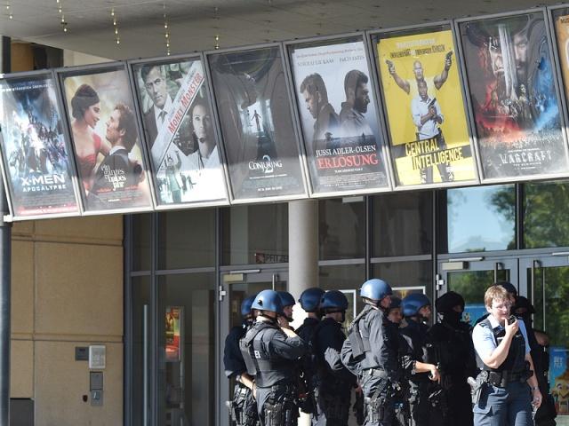 Germany Cinema Incident