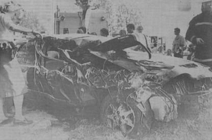 1 WA ongeluk Leiden