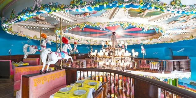 Brasserie rotonde S10-Negresco-La-Rotonde