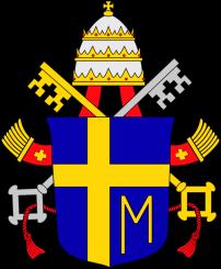 wapen Joh Paulus 2 800px-Ioannes_Paulus_IICoAsimple