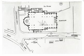 0025 plattegrond HH kerk