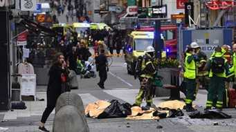 Stockholm terror attack 7 aprile 2017