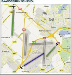 Gebruik landingsbanen Schiphol 47420895-2e12-4470-9032-f183ed26a822