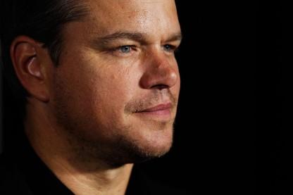 "SYDNEY, AUSTRALIA - AUGUST 12: Matt Damon arrives for the ""Elysium"" Australian premiere at Event Cinemas George Street on August 12, 2013 in Sydney, Australia. (Photo by Brendon Thorne/Getty Images)"