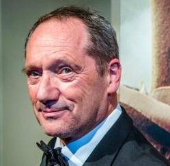 AMSTERDAM - Gijs Scholten van Aschat bij de premiere van de film Publieke Werken in het Concertgebouw. ANP KIPPA FERDY DAMMAN