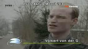 Volkert vd Graaf 1993 Tros Aktua