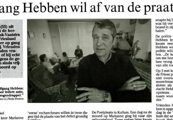 Wolfgang Hebben