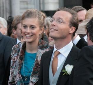 Jaime en Paulette van Ommen