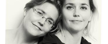 Lotte en Stine Jensen 3