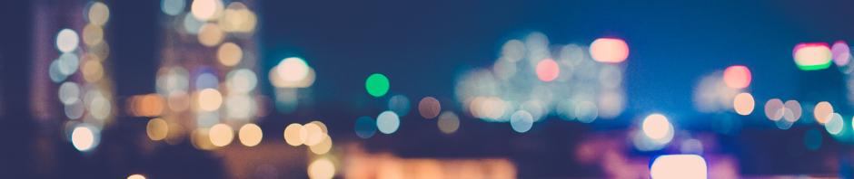 blur evening