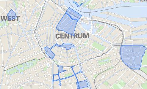 CCTV gemeente Amsterdam niet Carre
